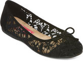 POP Perfect Macrame Ballet Flats