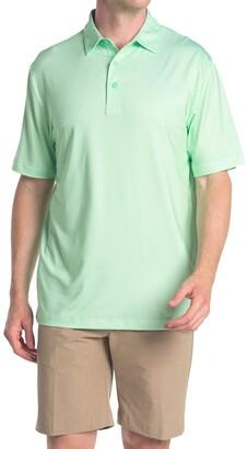 Callaway Golf Solid Short Sleeve Polo