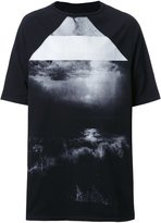 Niløs nature print T-shirt - men - Cotton - 0