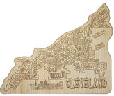 Totally Bamboo Cleveland Serving Board
