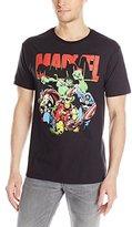 Marvel Men's The Dream Team T-Shirt