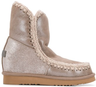 Mou Eskimo Wedge snow boots
