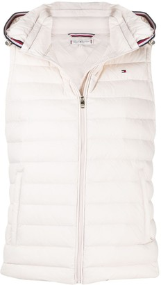 Tommy Hilfiger Padded Hooded Gilet