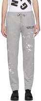 Helmut Lang Grey Painter Lounge Pants
