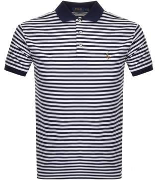 Ralph Lauren Short Sleeved Polo T Shirt White