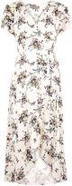 Oasis Marie Midi Tea Dress