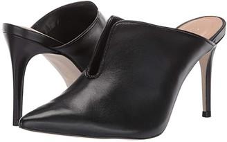 Massimo Matteo Wonder Mule Pump (Black) Women's Shoes