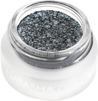 Natasha Denona Chroma Crystal Top Coat Eyeshadow 6G Full Metal Black