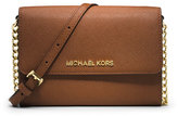MICHAEL Michael Kors Jet Set Travel Large Phone Crossbody Bag, Luggage