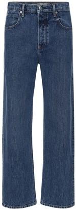 Alexander Wang Cotton Denim Skater Jeans