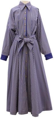 Vika Gazinskaya Multicolour Cotton Dresses