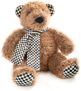 Mackenzie Childs MacKenzie-Childs Mackenzie the Bear Stuffed Collectible Teddy Bear