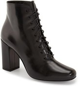 Saint Laurent Women's 'Babies' Lace-Up Bootie