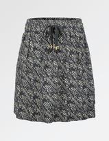 Fat Face Dana Tribal Stripe Mini Skirt