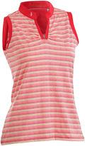Asstd National Brand Nancy Lopez Golf Dizzy Sleeveless Polo