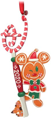 Disney Mickey Mouse Gingerbread Key Ornament