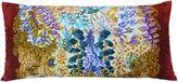 One Kings Lane Vintage Hermès Annie Faivre Floral Silk Pillow