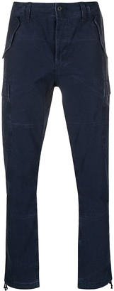 Polo Ralph Lauren Multi-Pocket Straight Leg Cargo Trousers