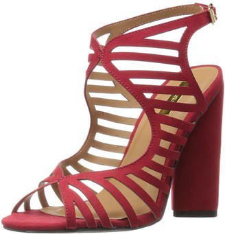 Qupid Women's Lyra-02 Dress Sandal