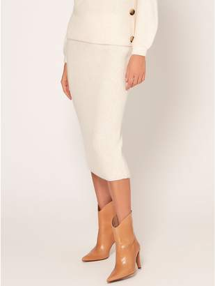 M&Co Knitted pencil skirt