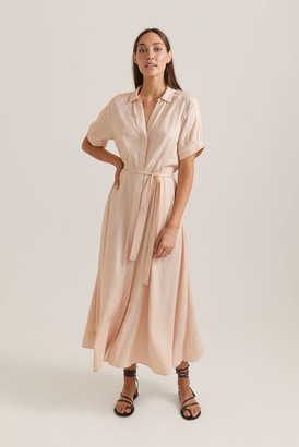 Sportscraft Lorena Linen Lyocell Dress