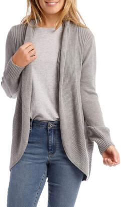 Cocoon Long Sleeve Cardigan