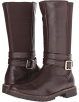 Pazitos Double Strap Boot PU (Little Kid/Big Kid)