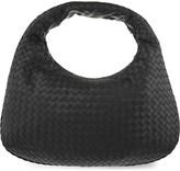 Bottega Veneta Intrecciato leather small hobo bag