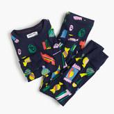 Kids' Sleepy Jones® for crewcuts candy pajama set