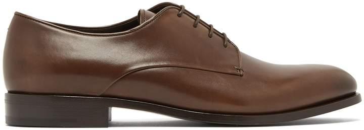 Giorgio Armani Calf-leather derby shoes