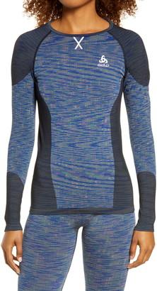 Odlo Blackcomb Long Sleeve Base Layer T-Shirt