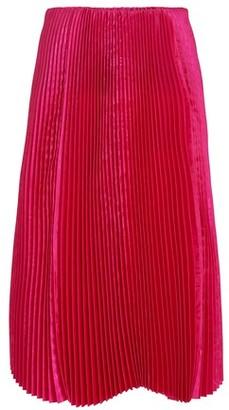Balenciaga Kick pleated skirt