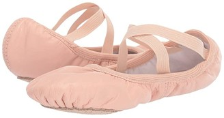 Bloch Odette Ballet (Toddler/Little Kid) (Pink) Girls Shoes