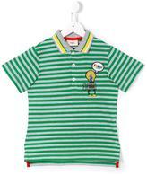 Fendi striped polo shirt - kids - Cotton - 2 yrs