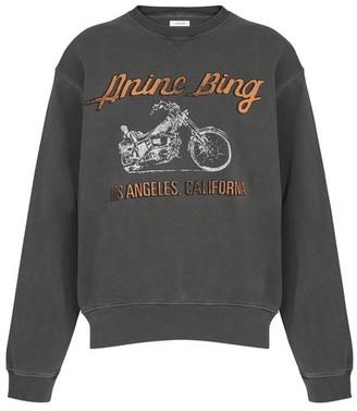 Anine Bing Ramona sweatshirt Motorcycle
