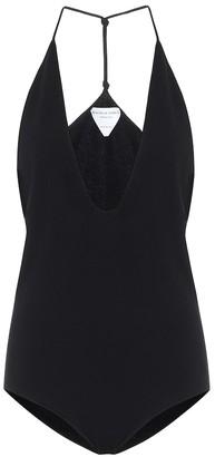 Bottega Veneta Cashmere-blend bodysuit