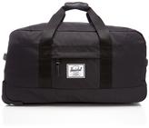 Herschel Supply Co. Wheelie Outfitter Case Black