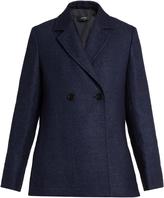 Joseph Brest wool and linen-blend jacket