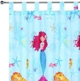 Happy Kids Mermaid Glow in the Dark Curtain