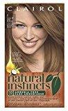 Clairol Natural Instincts, 7 / 9N Coastal Dune Dark Blonde, Semi-Permanent Hair Color, 1 Kit (Pack of 3)