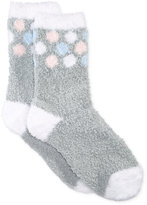Charter Club Women's Polka Dot Butter Socks, Created for Macy's