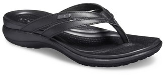 Crocs Capri Basic Wedge Sandal