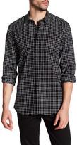 Antony Morato Check Long Sleeve American Fit Shirt