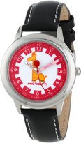 Red Balloon Kids' W000192 Jungle Animals Stainless Steel Time Teacher Watch