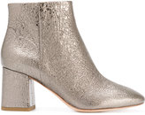 Ash metallic ankle boots - women - Leather - 35