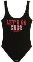 PINK Chicago Cubs Bodysuit
