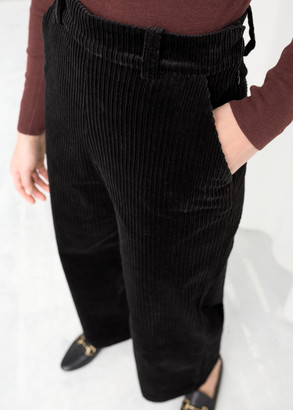 And other stories Wide Corduroy Trousers