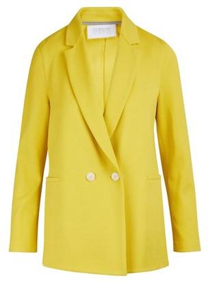 Harris Wharf London Boxy cotton blazer jacket