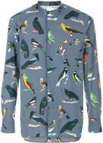 Paul Smith birds print shirt