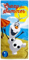 Disney Frozen Olaf Beach Towel